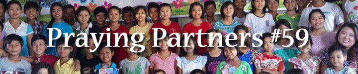 Praying Partners #59 – March Newsletter
