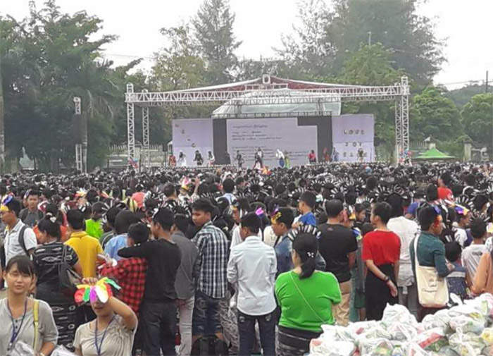Learn more about the Children Crusade at the South East Asia Bible College.