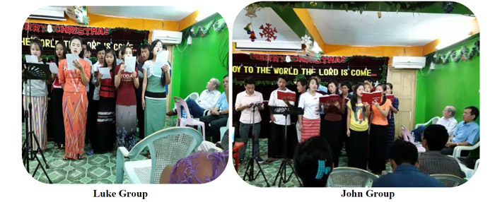 Learn more about the Christmas song service at South East Asia Bible College.