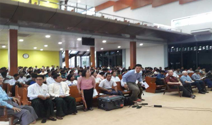Read more about Operation Andrew at the South East Asia Bible College.