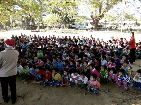 Read more about Christmas at Khong-thar Public School in Myanmar for South East Asia Bible College.