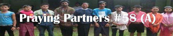 Praying Partners #58 (A)