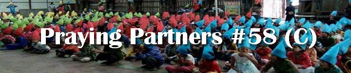 Praying Partners #58 (C)