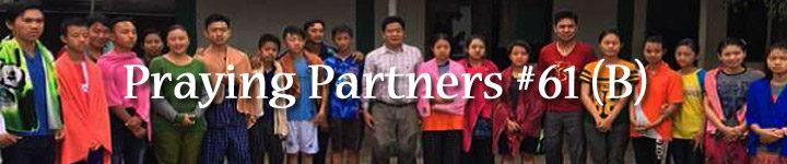 Praying Partners #61 (B)