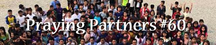 Praying Partners #60